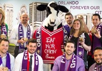 Orlando City FC Chick fil A