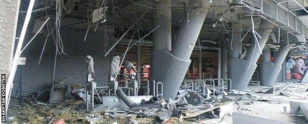 Courtesy of Shakhtar Donetsk