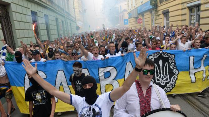 AFP Photo/Yuriy Dyachyshyn