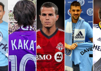 New foreign MLS players, from left to right: Frank Lampard, Kaka, Sebastian Giovinco, David Villa, and Steven Gerrard. Source: http://twicsy.com/i/nBEeKh