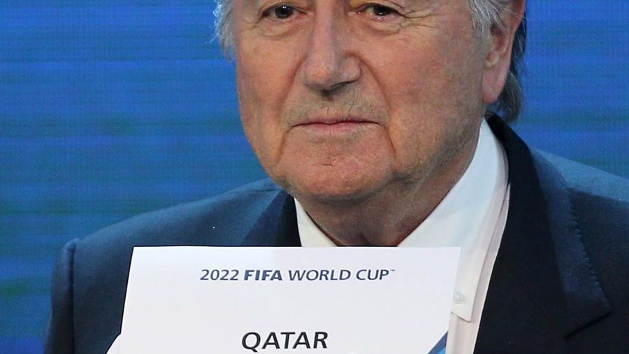 Según Blatter, Francia y Alemania condicionaron la votación de Rusia y Qatar
