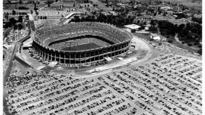El Estadio Azteca en Ciudad de Mexico (FIFA.com)