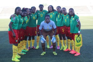 Les Lionnes, Le Championnat de l'Afrique (2014)