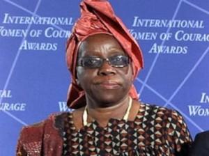 La journaliste camerounaise, Henriette Ekme Ebongo