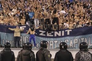 Las entusiastas de Zenit