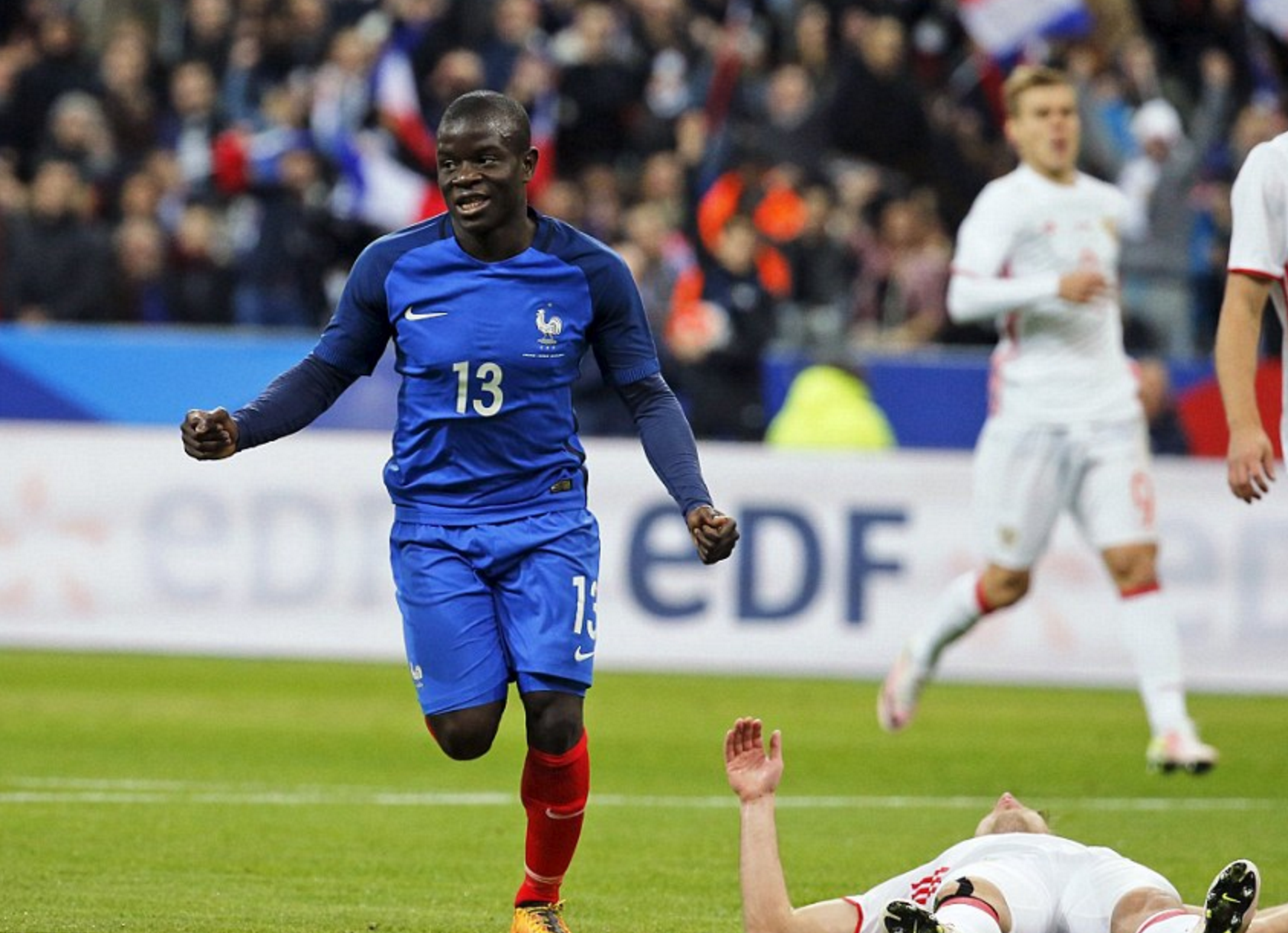 N Golo Kanté une ascension fulgurante – Soccer Politics The