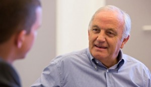 Former Belgium FA technical director Michel Sablon.
