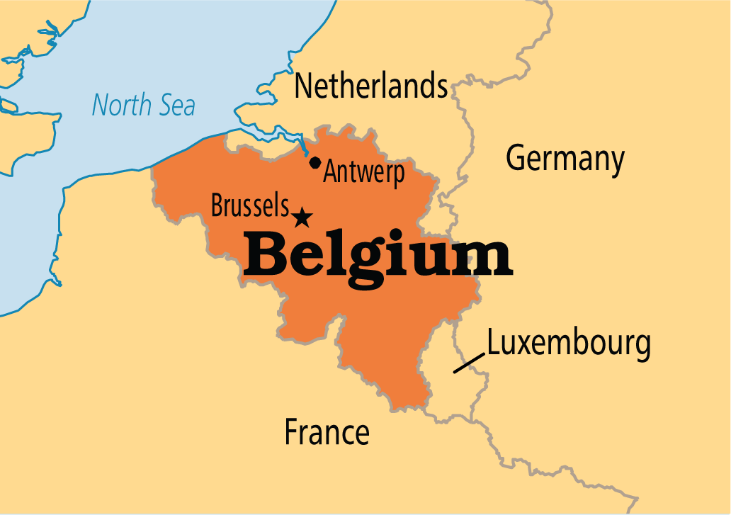 belgium country in world map Country History Soccer Politics The Politics Of Football belgium country in world map