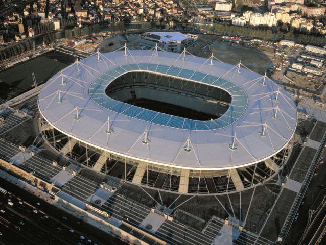 olympique lyon stadion