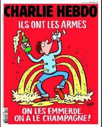 Charlie Hebdo - November 18, 2015