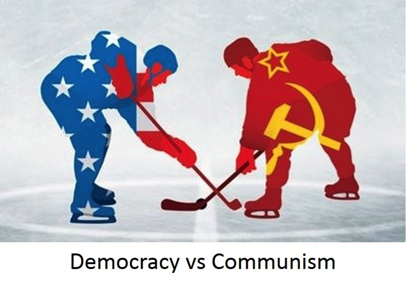 a comparison of the communism in cuba and democracy in america