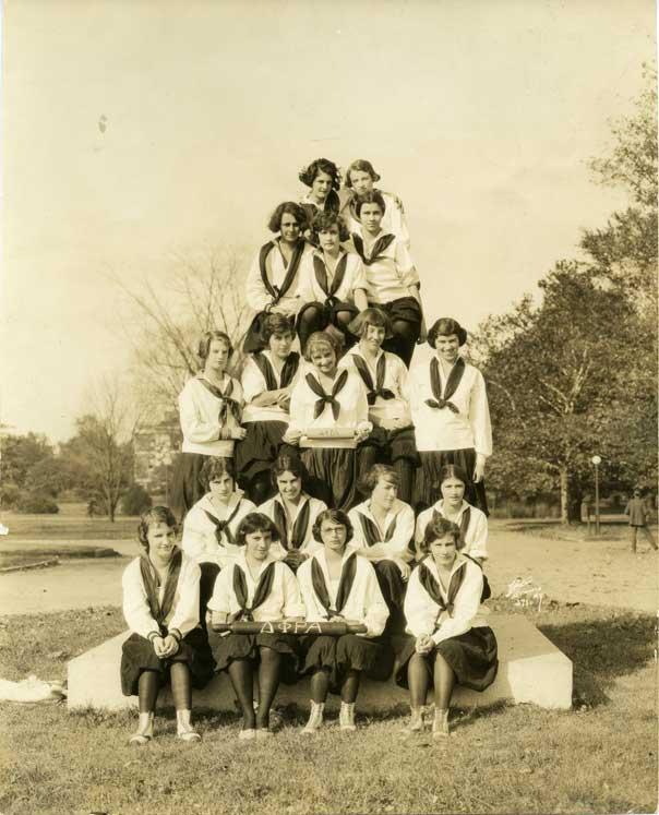 Delta Phi Rho Alpha, 1924
